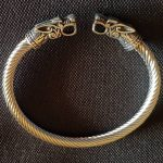 dragon bangle viking bracelet