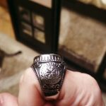 exellent viking rune ring