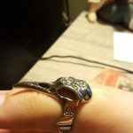 good viking rune ring
