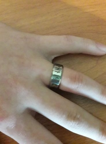 ideal amulet ring