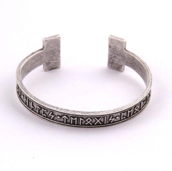 nordic rune bangle viking
