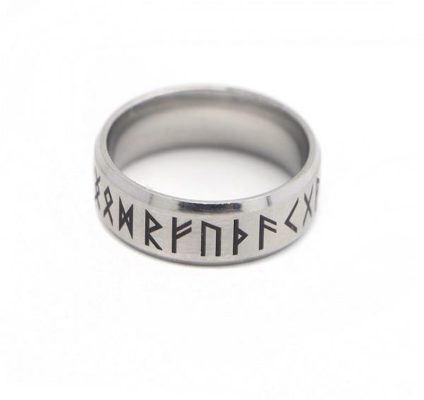 viking amulet ring